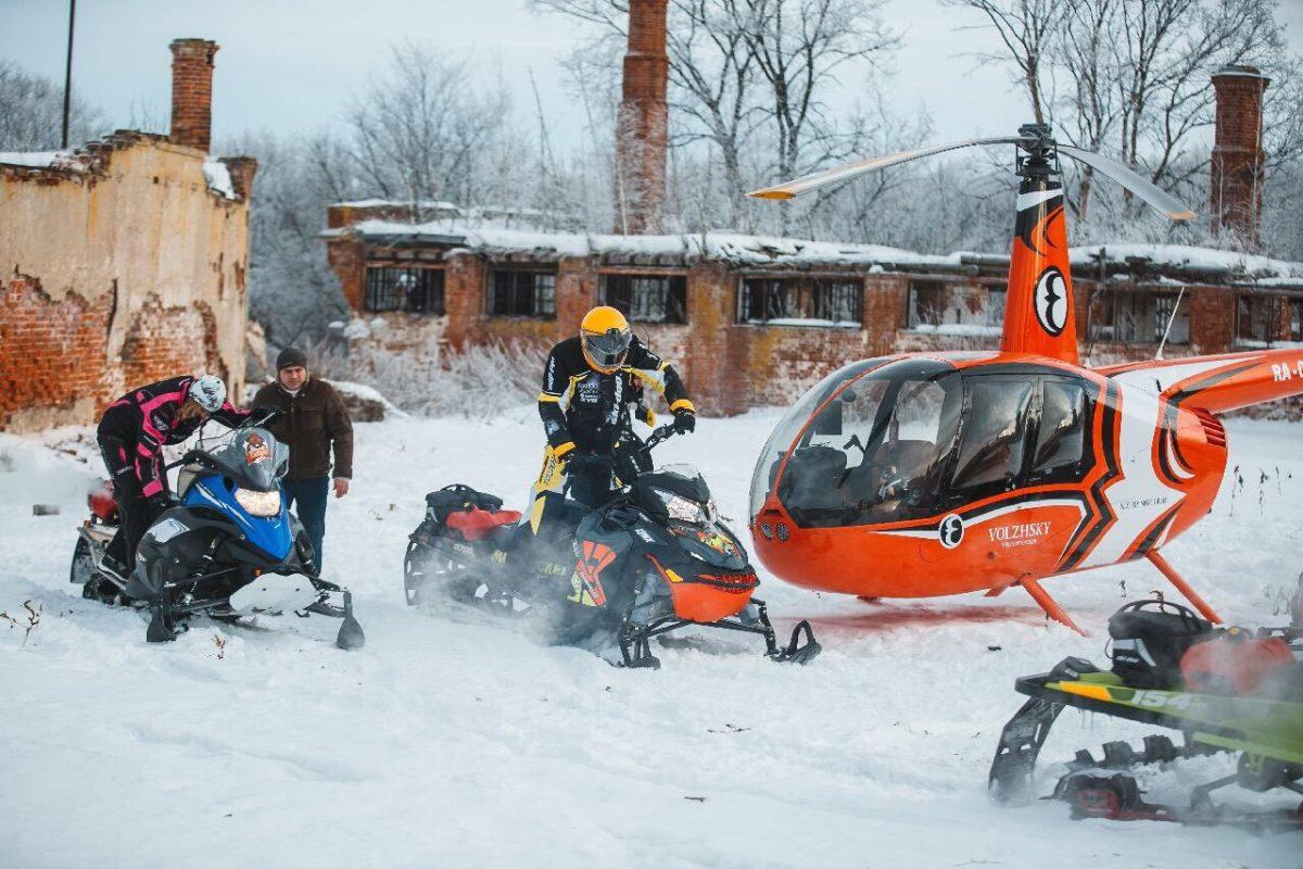 Полеты, серфинг и трамплин: предлагаем ТОП-10 экстремальных занятий в Нижнем Новгороде