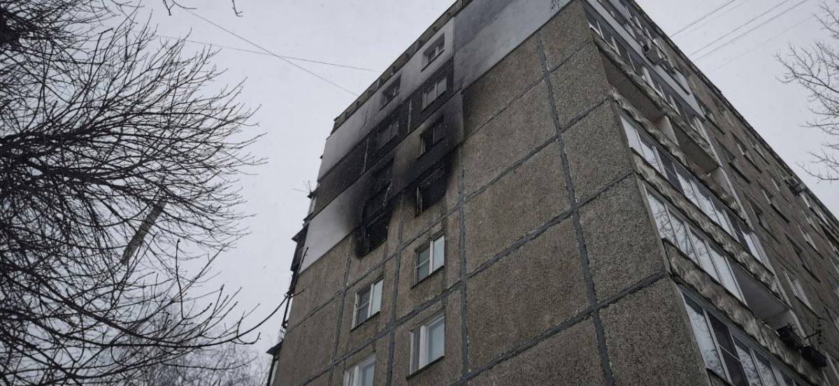 Жильцы дома на улице Березовской могут вернуться в свои квартиры