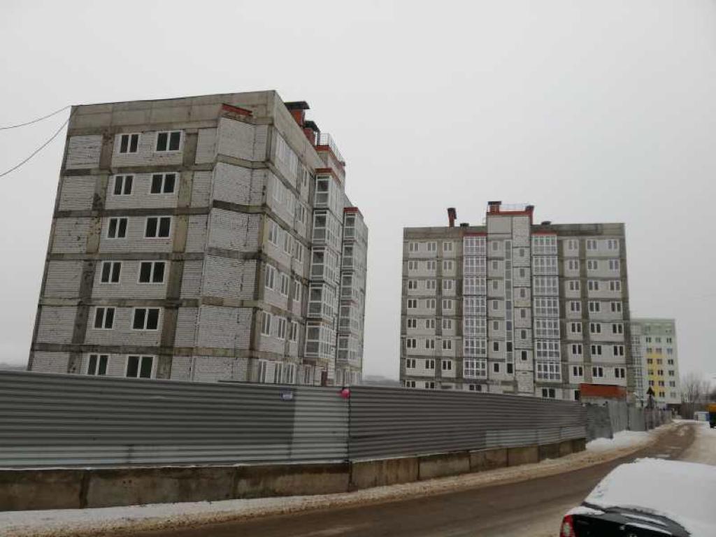 Застройщик ООО«Вертикаль» признан банкротом