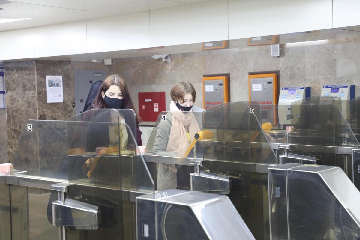 Станцию метро «Горьковская» закроют для пассажиров 31 января
