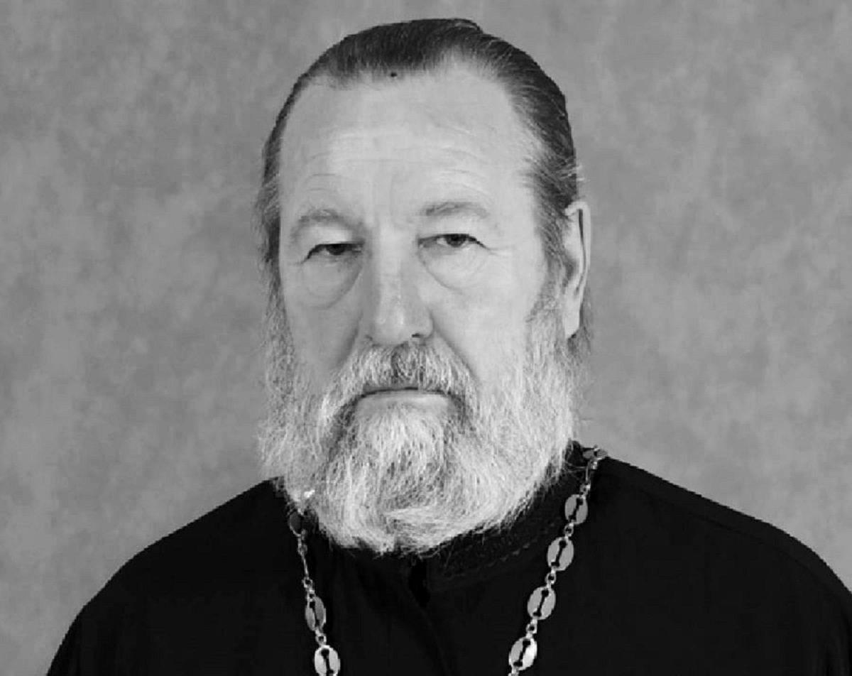 Ушёл из жизни протоиерей Николай Коняшкин