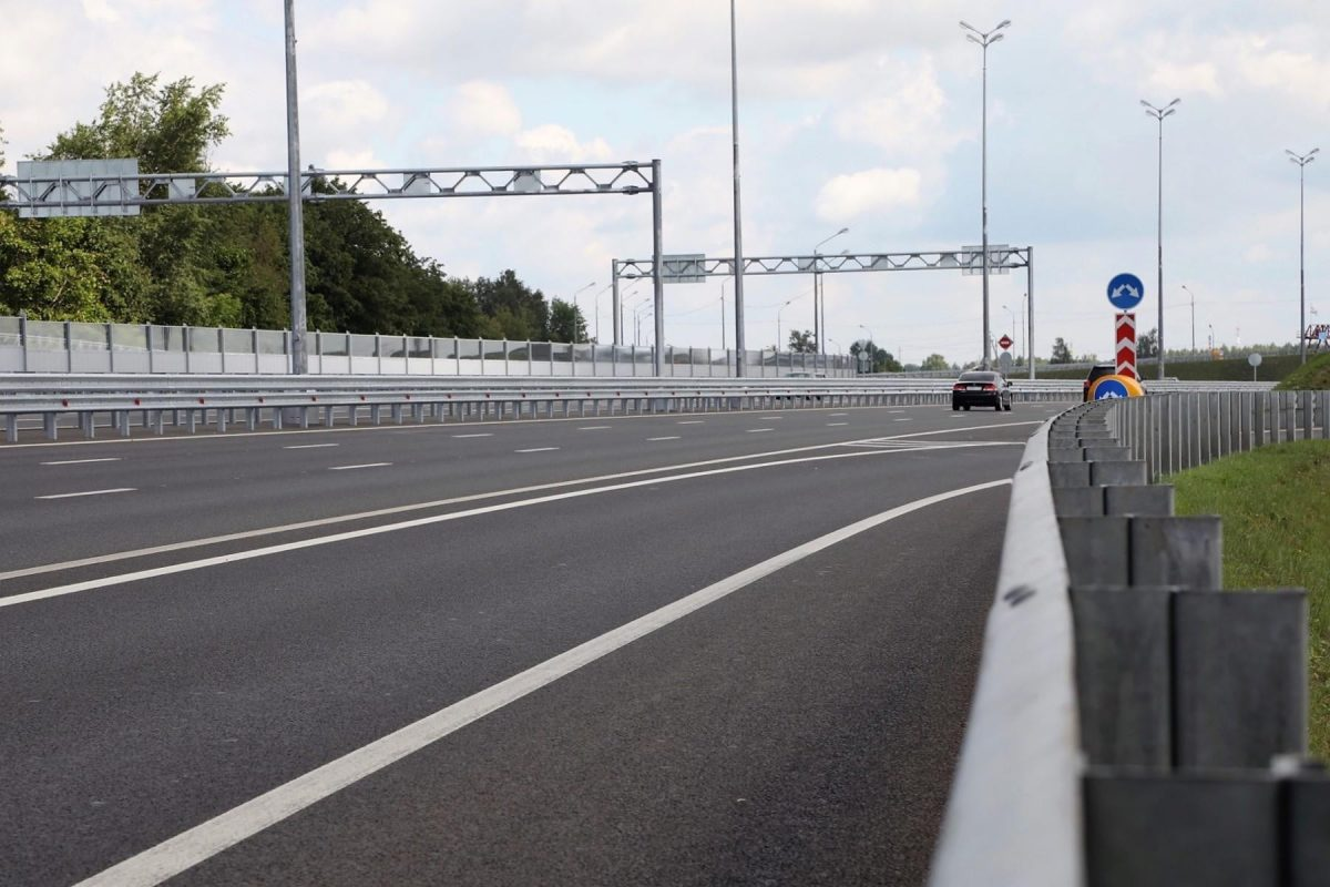 Трассу М-12 назвали самым масштабным дорожным проектом