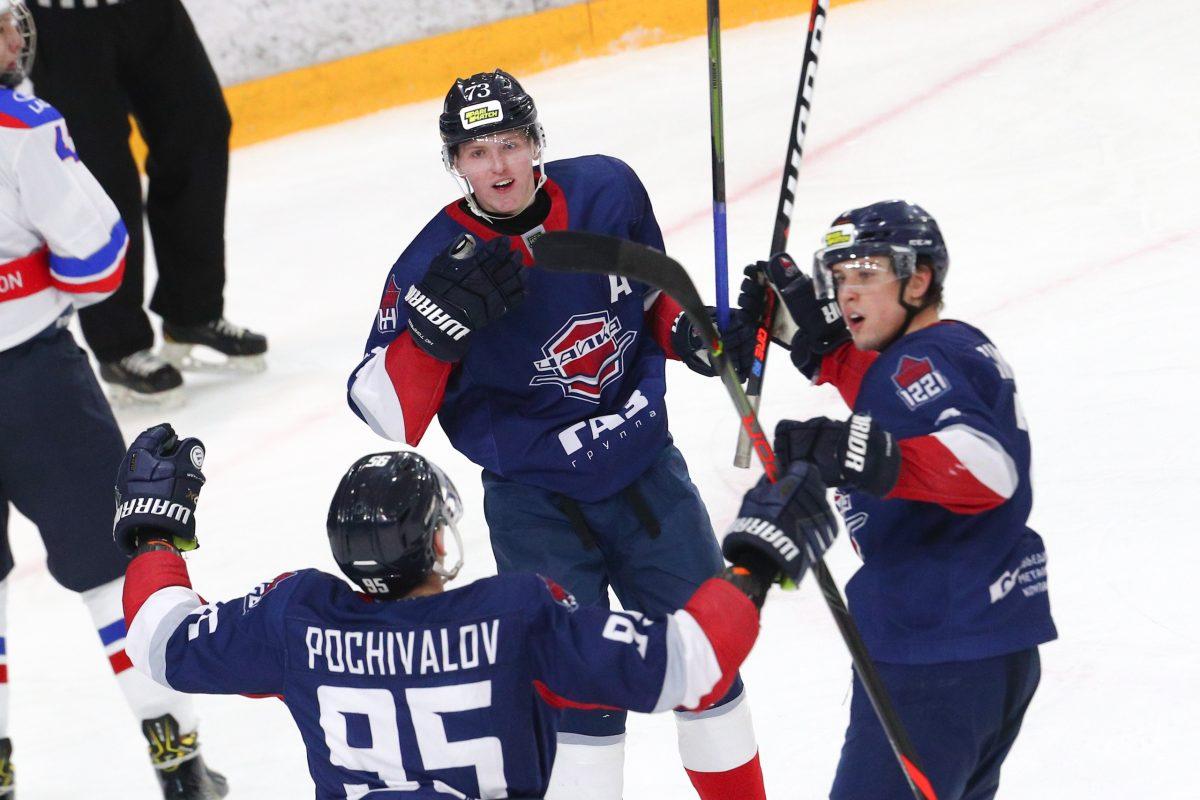 Нижегородская «Чайка» обыграла команду из Тольятти