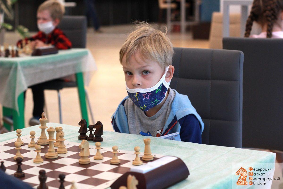 Юный нижегородец стал серебряным призером этапа Детского Кубка России пошахматам