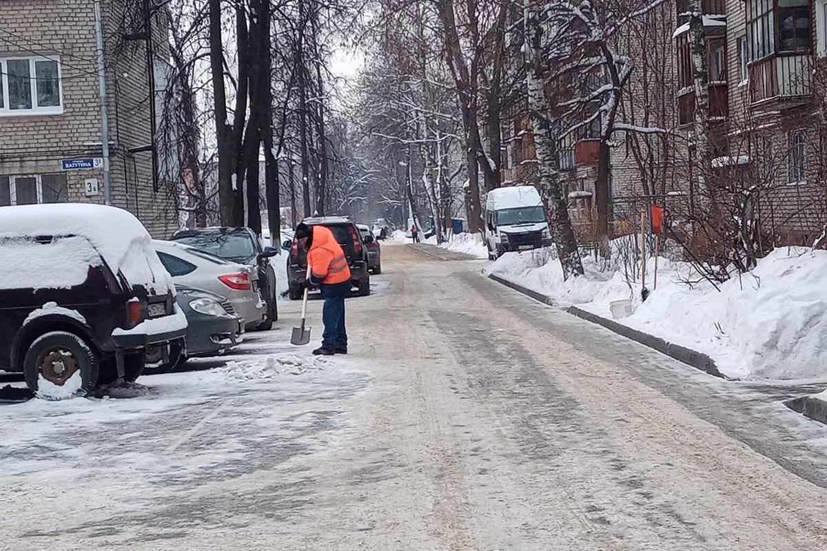 Автозаводские дворники получили премию за лайки и комменты в соцсетях