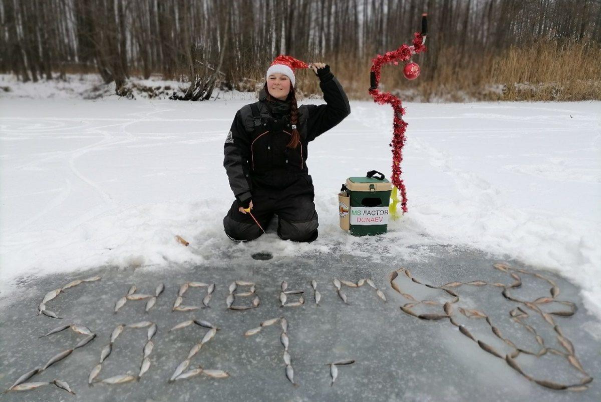 15-летняя девочка из Кулебак стала местной королевой рыбалки