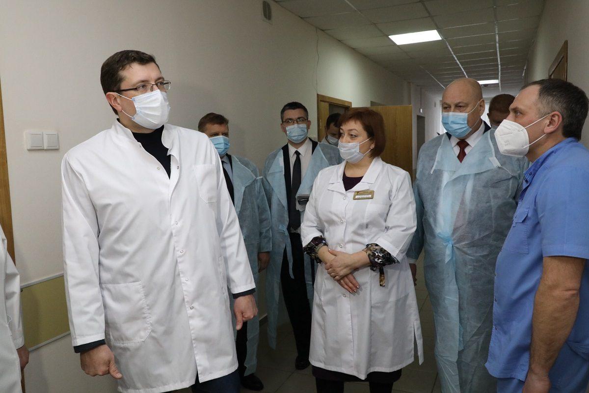 Больше 180 млн рублей получит Починковская ЦРБ на ремонт и закупку медицинского оборудования
