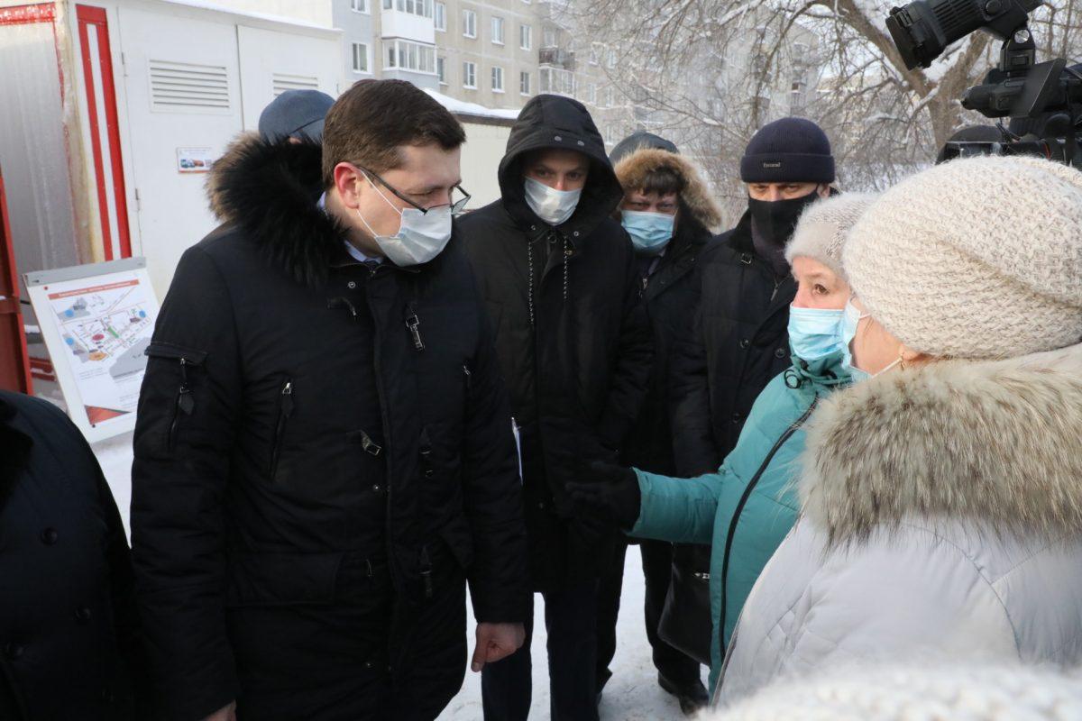 Глеб Никитин: «ВЧкаловске планируется построить новую котельную»