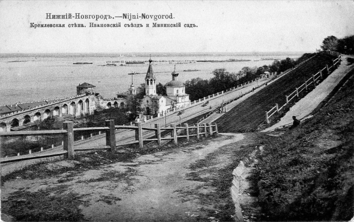 Исторический облик планируют вернуть Ивановскому съезду вНижегородском кремле