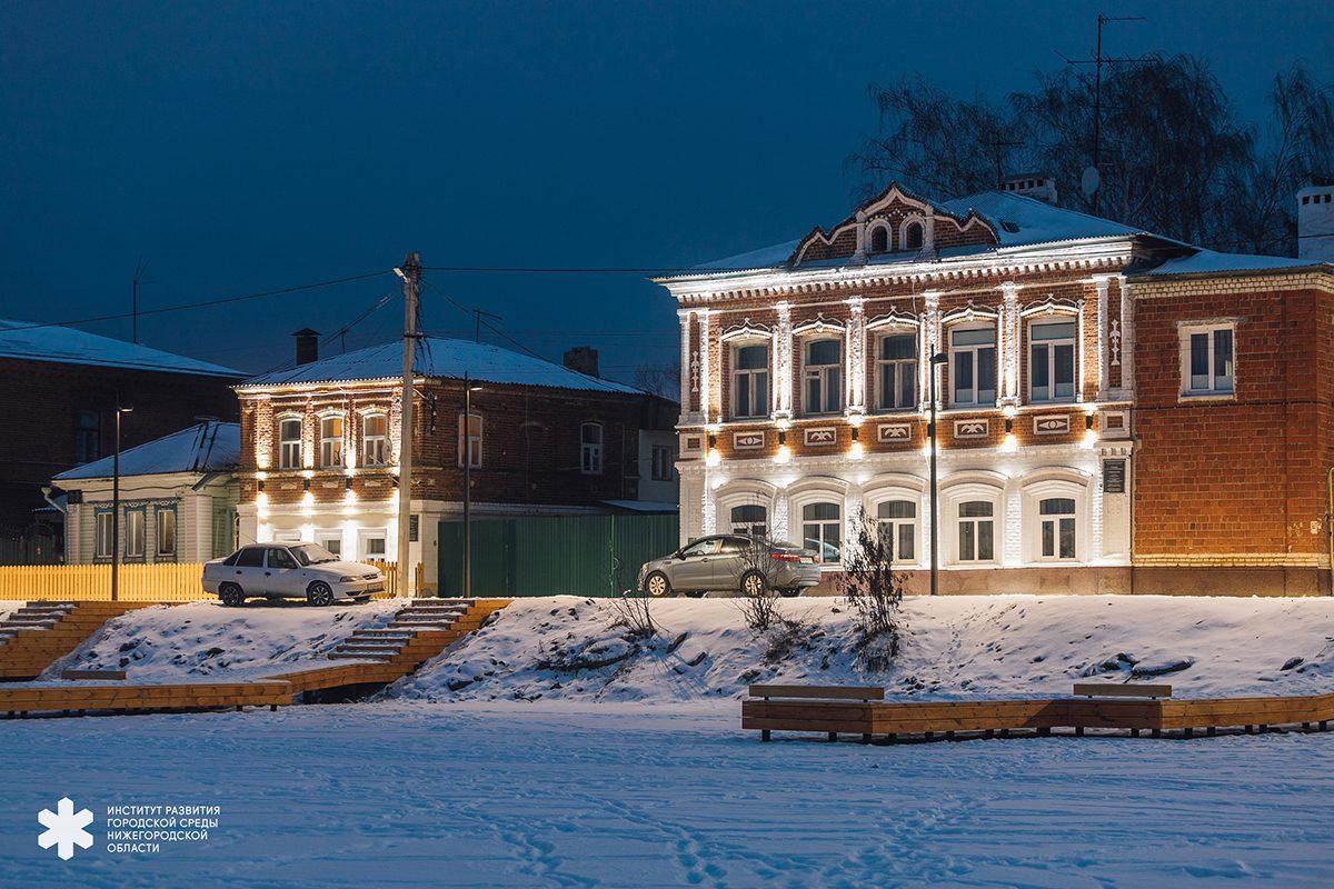 В Богородске завершилось благоустройство Кабацкого озера