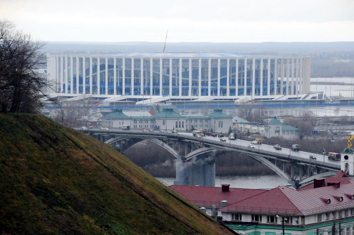 Стало известно, какие улицы Нижнего Новгорода закроют для транспорта в День победы
