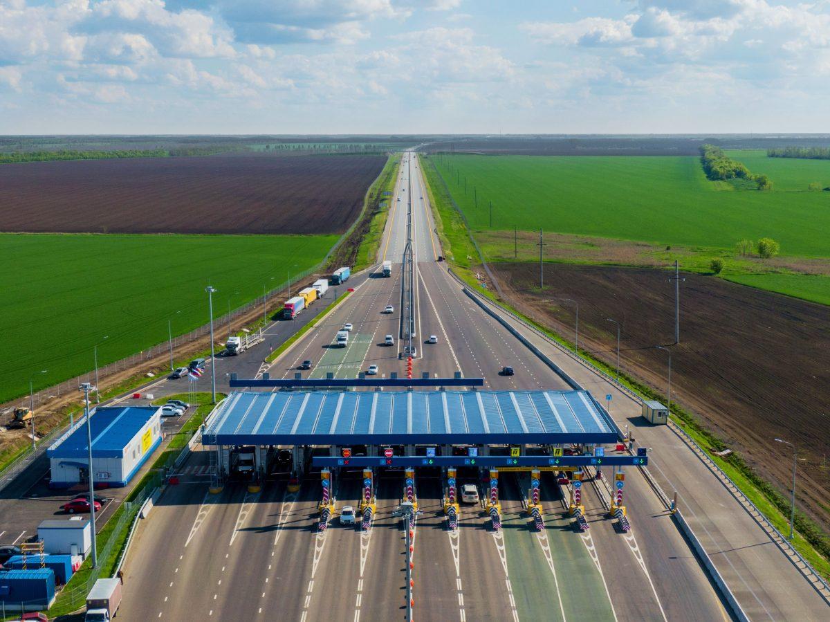 Автомагистраль М-4 «Дон»