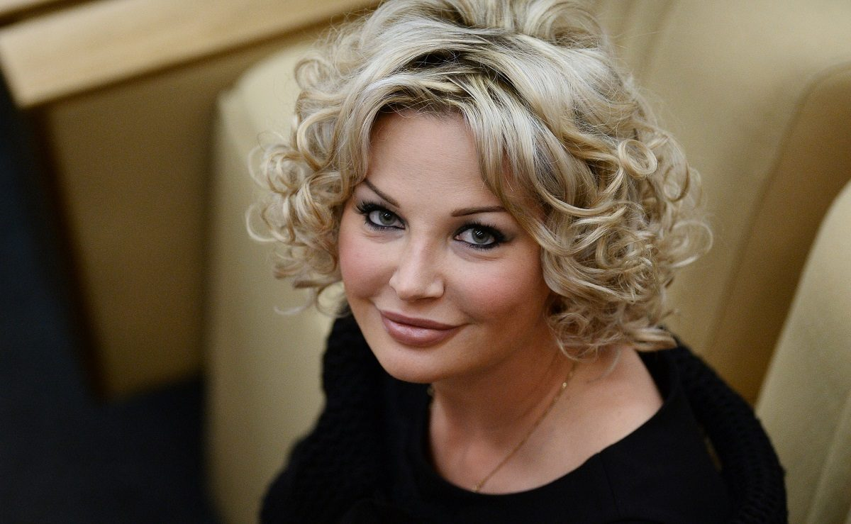 Мария Максакова тайно вернулась в Россию