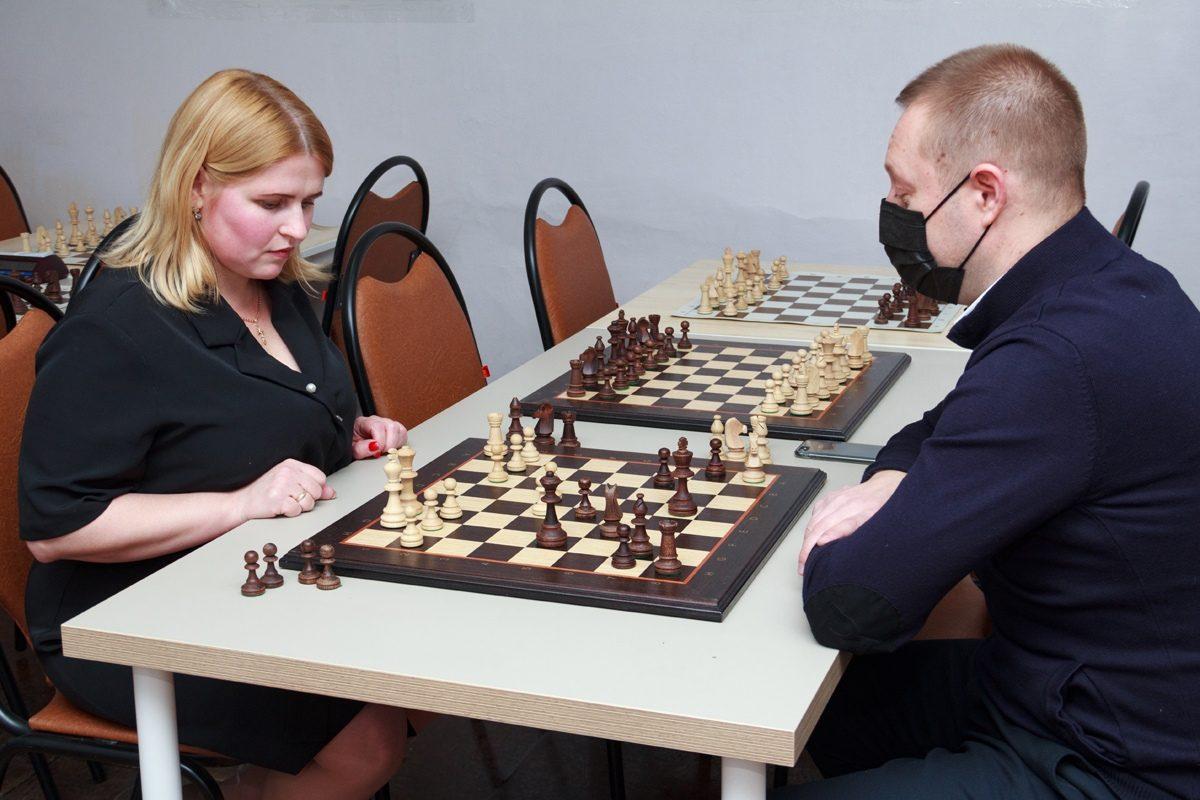 Наталья рассадина СШОР №3 по шахматам