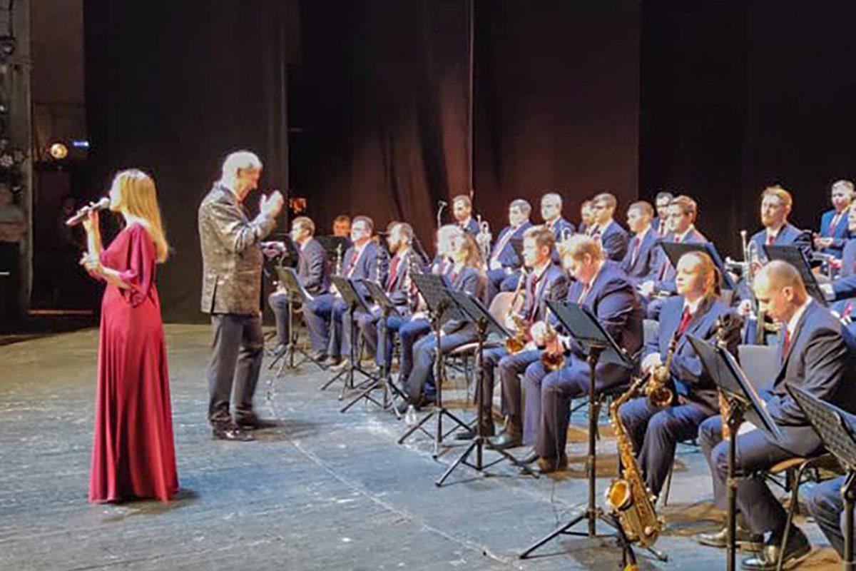 Нижегородский губернский оркестр дал концерт для медицинских работников