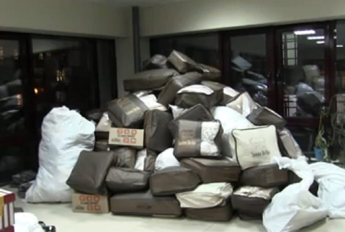 Полицейские провели обыски в нижегородских офисах «Sonno Bello»