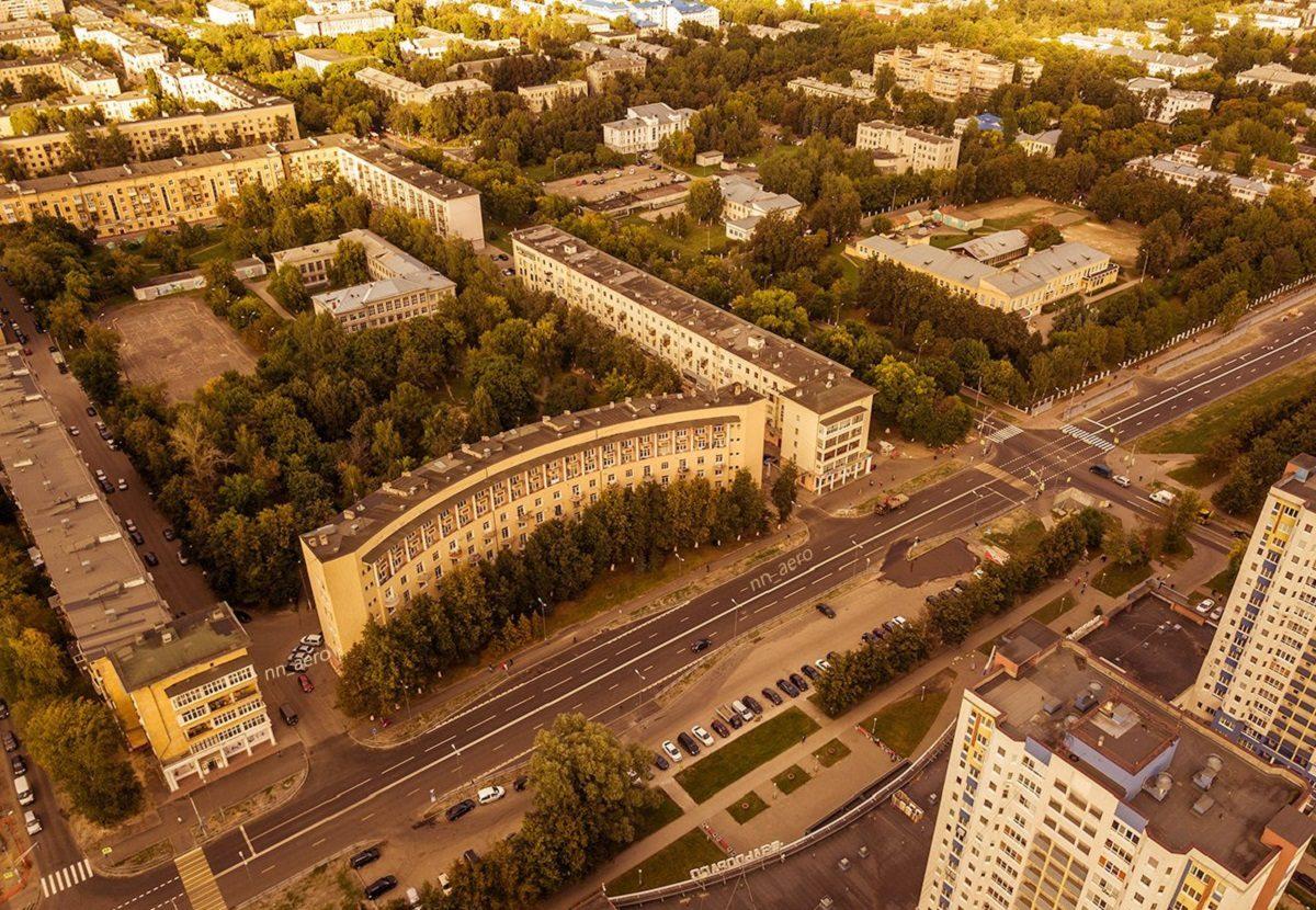 В своём городе: как в Нижнем Новгороде строили дома для советской трудовой элиты