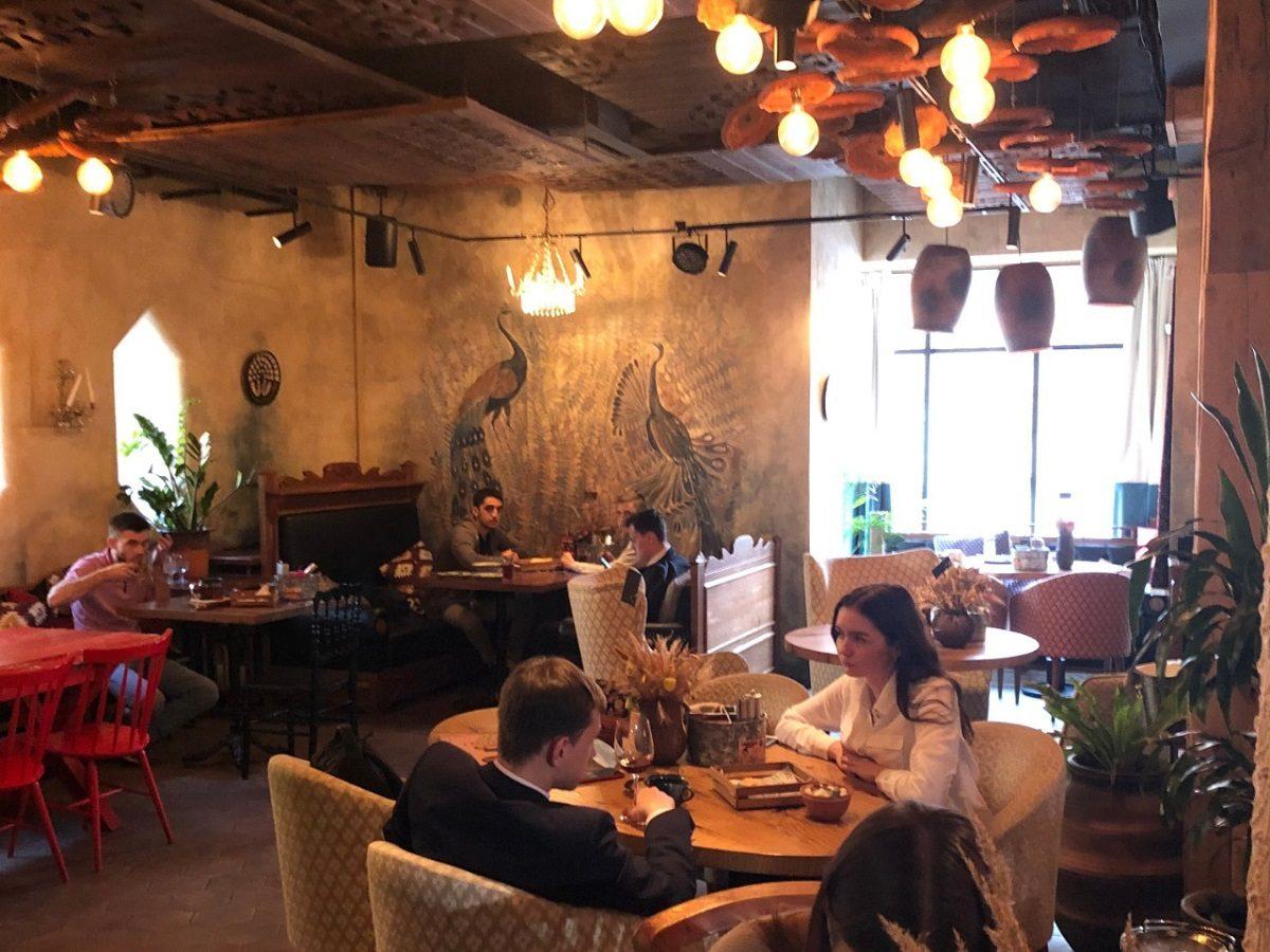 Заведения нижегородского общепита попались на кальянах в январские праздники