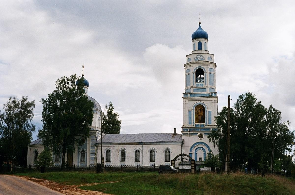 Село Саконы