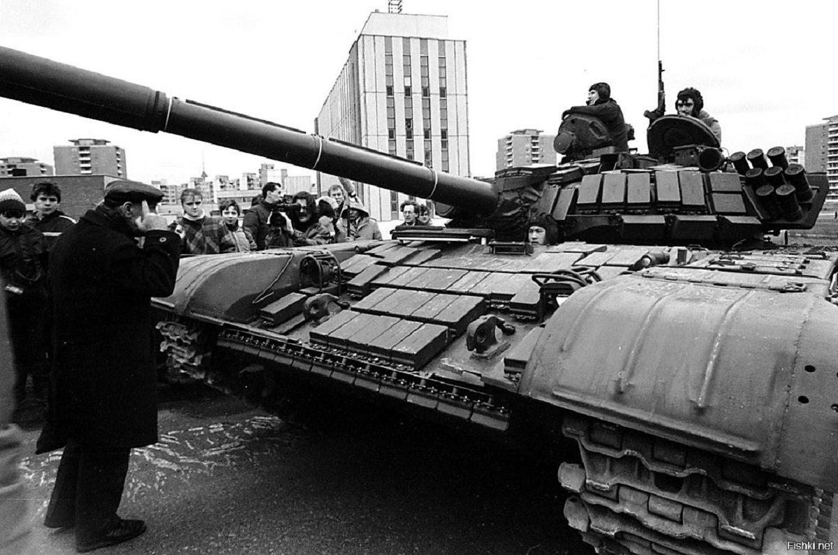 Молчание ягнят: почему Москва не хочет вспоминать январь 1991 года
