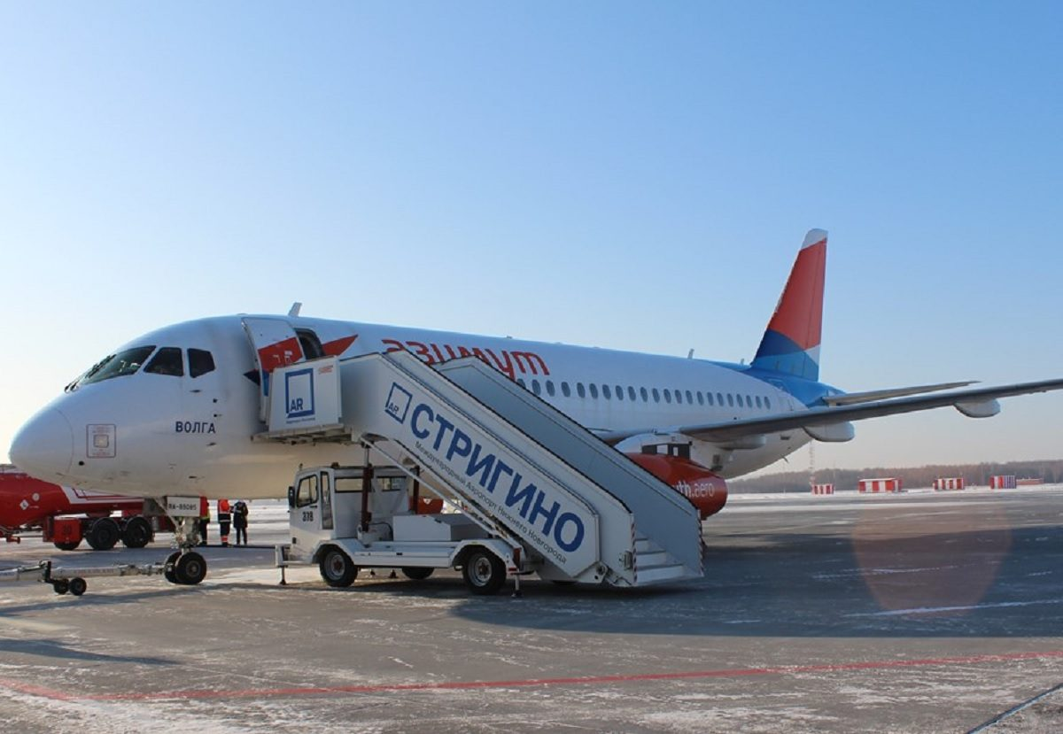 Полеты из Нижнего Новгорода в ОАЭ и Турцию возобновятся в марте