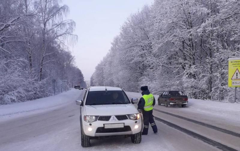 Сотрудники ГИБДД проверили нижегородских автомобилистов на трезвость