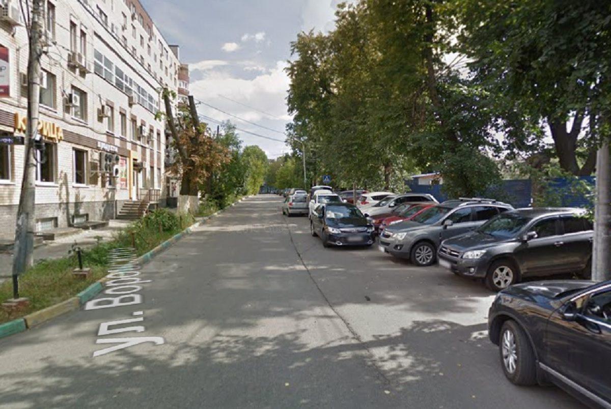 Движение транспорта на улице Воровского в Нижнем Новгороде ограничат почти на месяц