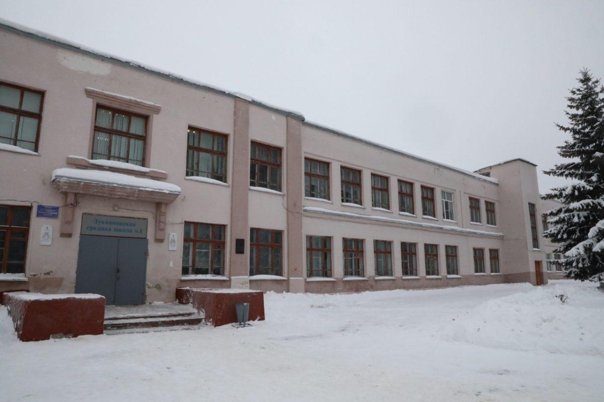 Глеб Никитин: «В Лукоянове планируется построить новую общеобразовательную школу»