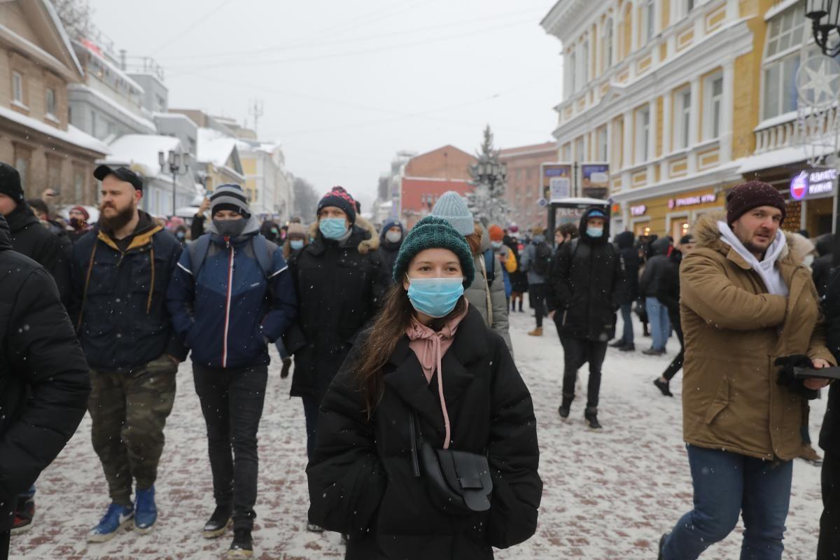 «Служение добру — это всегда только созидание, а не разрушение»: Глеб Никитин обратился к митингующей молодежи