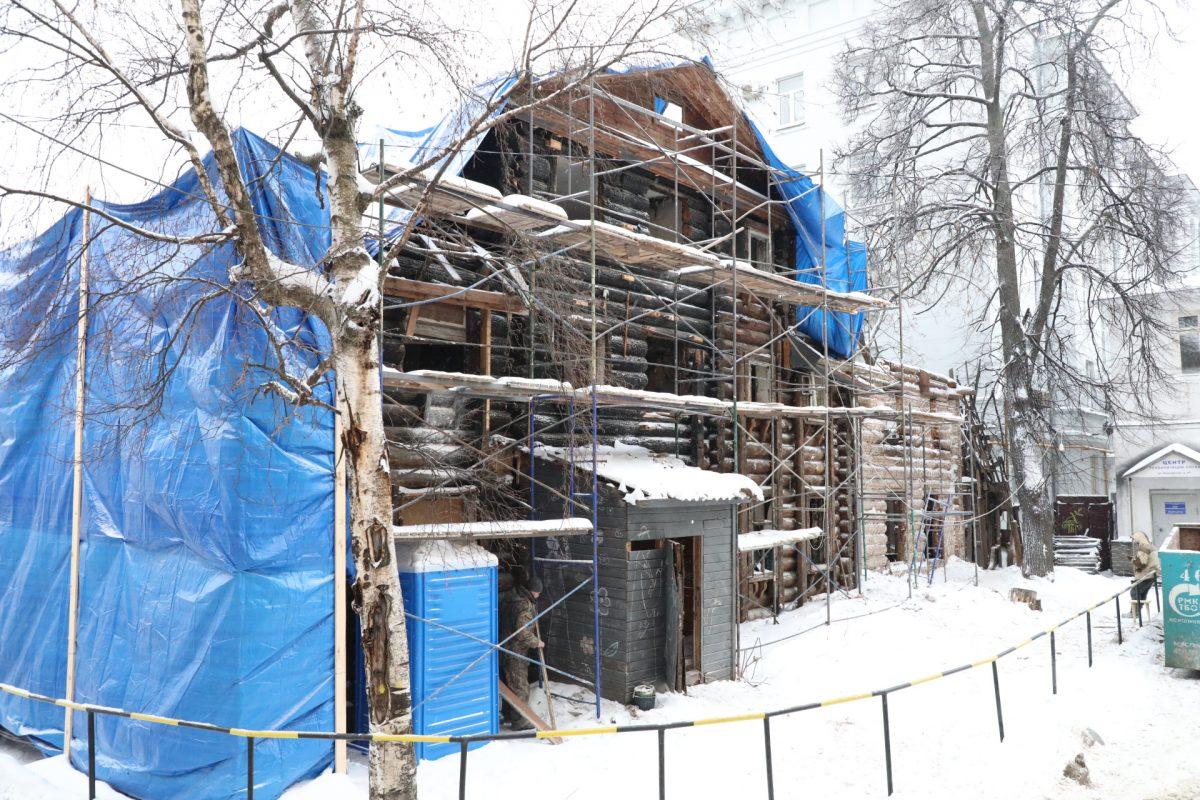 «Дом с болью» на улице Варварской готовят к реставрации