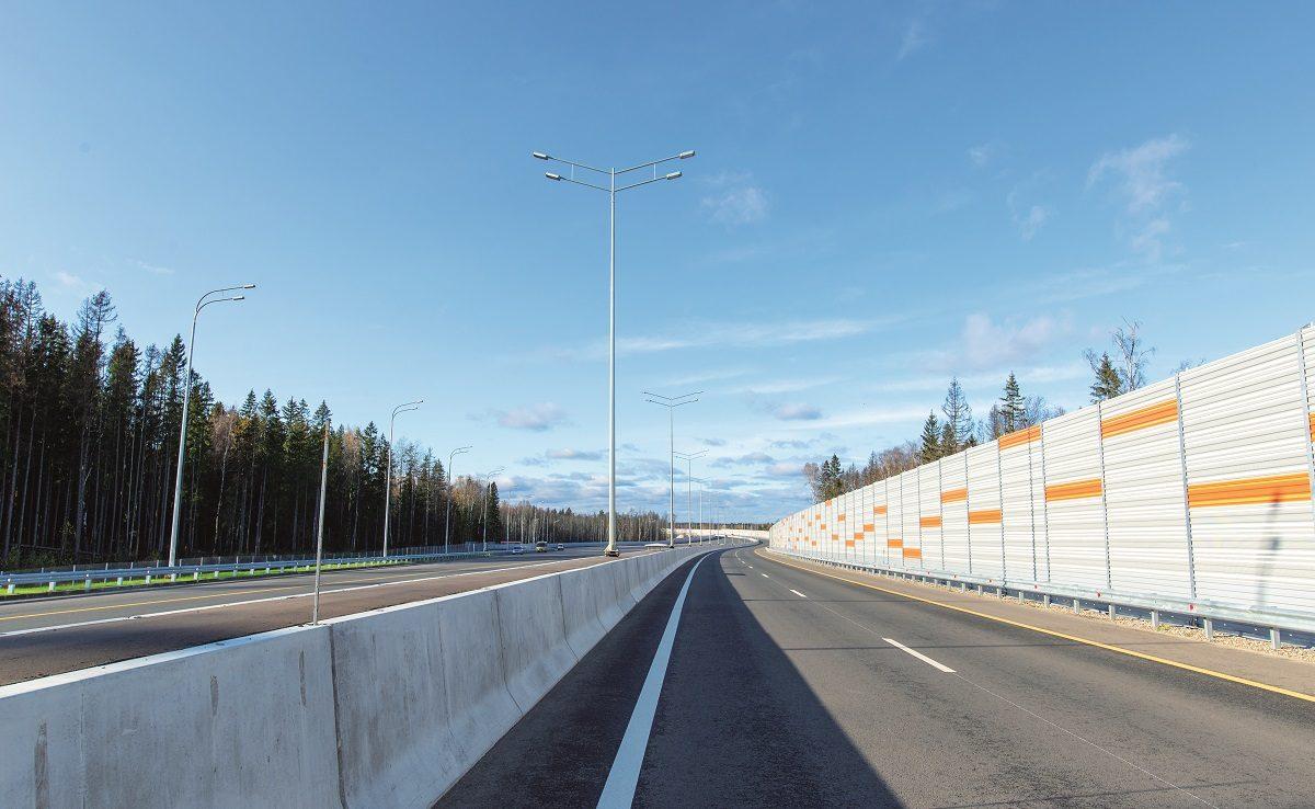 Дороги из пластика собираются строить в России