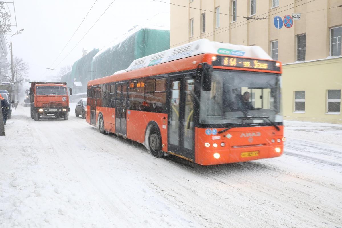 Дети-сироты смогут бесплатно ездить в нижегородском общественном транспорте