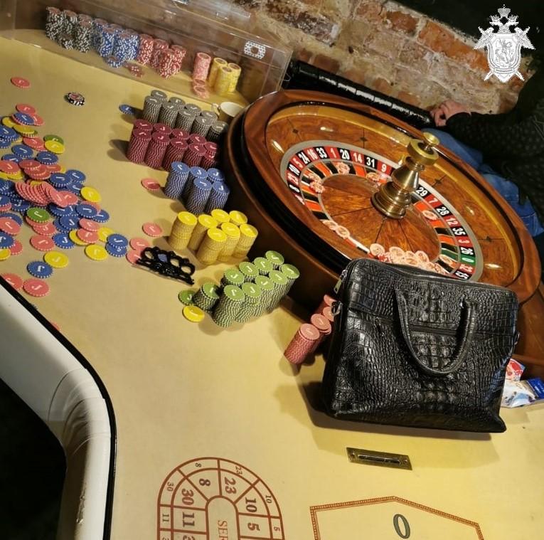 Подпольное казино накрыли в центре Нижнего Новгорода