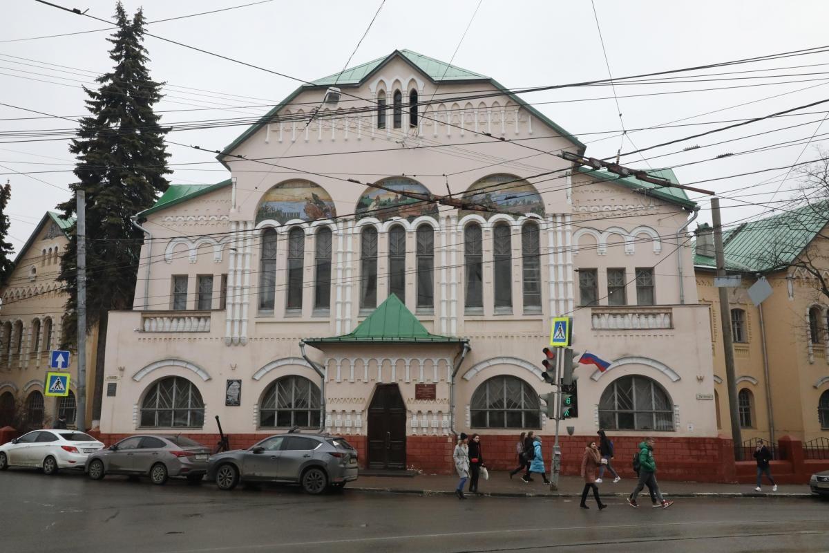 Дворец детского творчества в Нижнем Новгороде отреставрируют за 136 млн рублей
