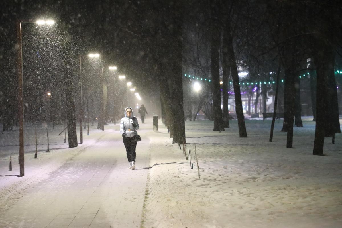 Больше 65 тысяч энергосберегающих уличных светильников установят в Нижнем Новгороде