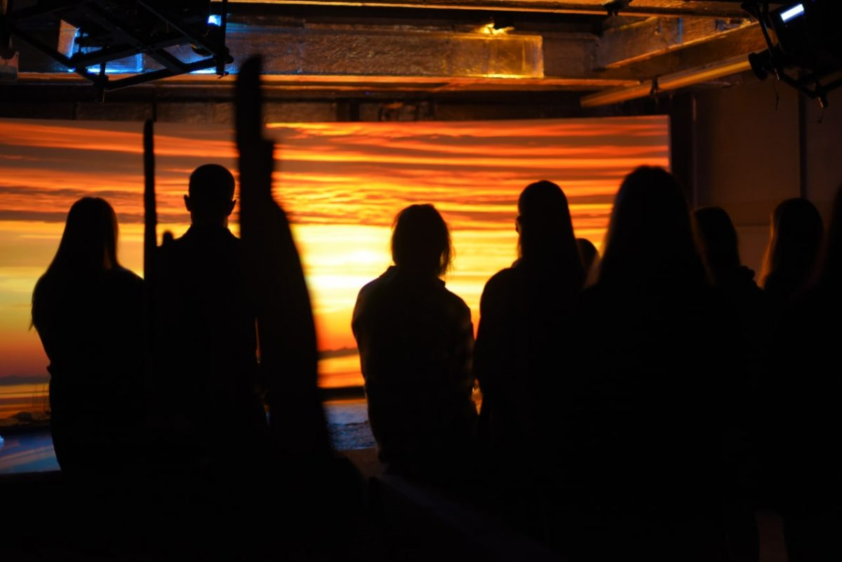 Интерактивная история города-юбиляра: как прошло открытие инсталляции «КОД Нижнего»