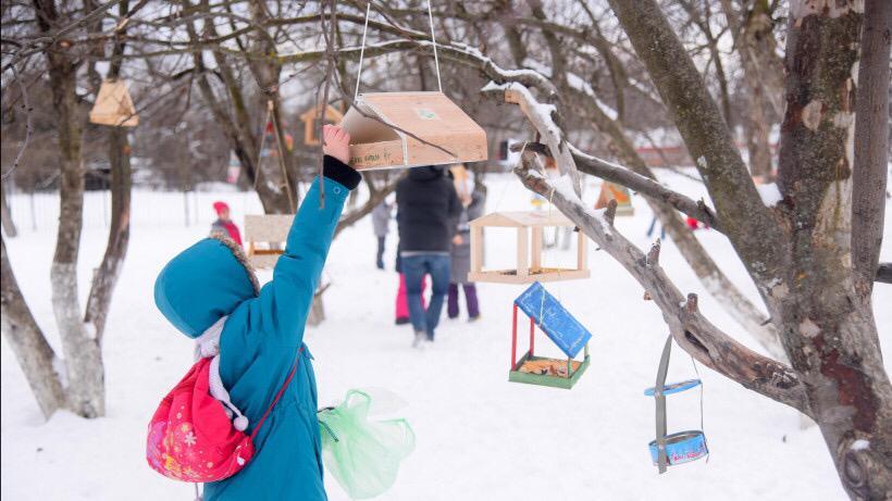 Экологическая акция «Сохрани жизнь птицам» пройдет в Нижнем Новгороде
