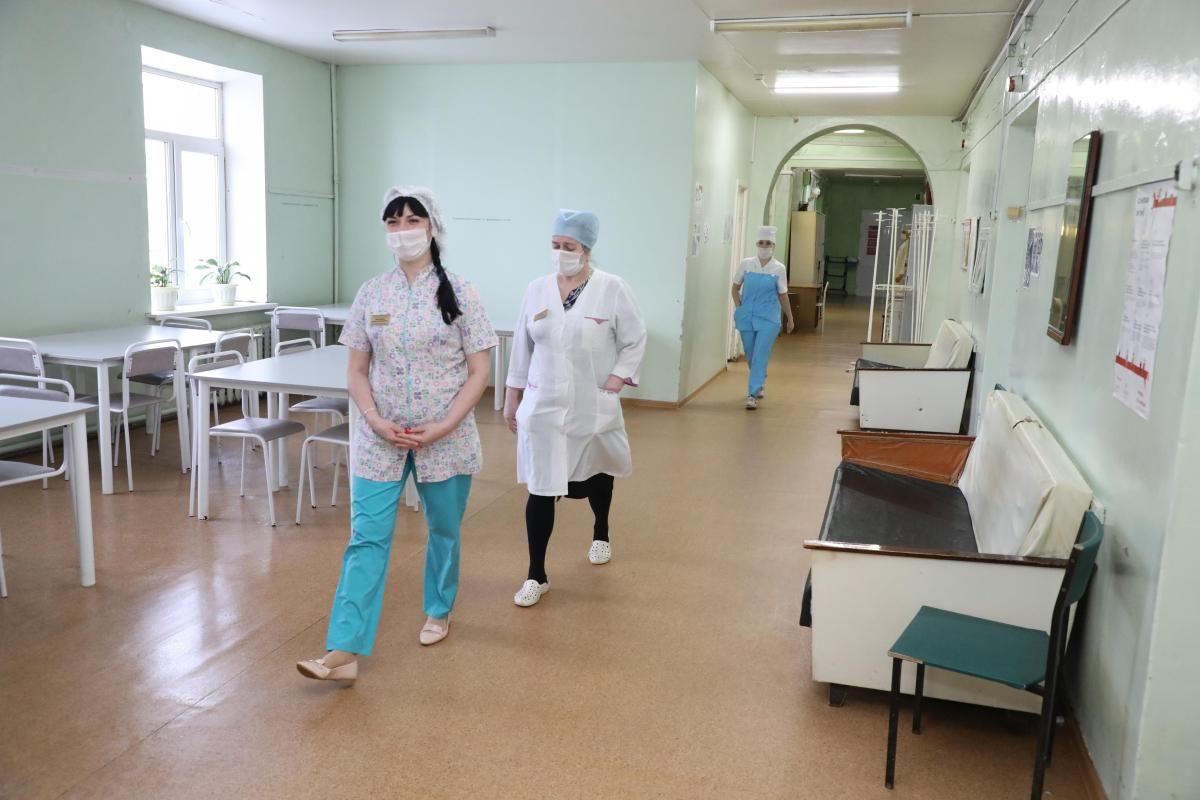 444 нижегородца, перенесших коронавирус, выписаны запоследние сутки