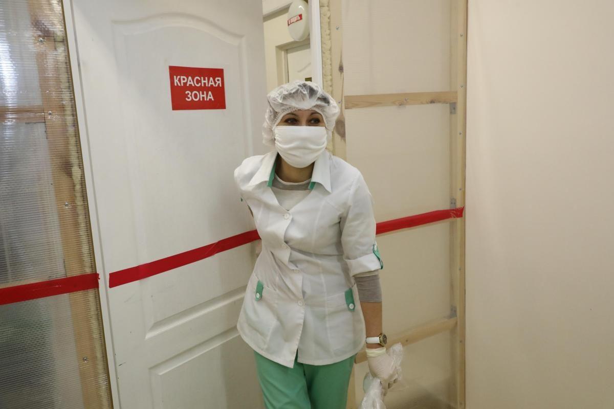 483 нижегородца, перенесших коронавирус, выписаны заминувшие сутки
