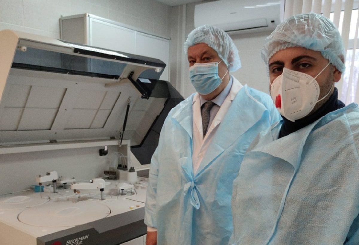 Лаборатория для диагностики коронавируса откроется в Борской ЦРБ