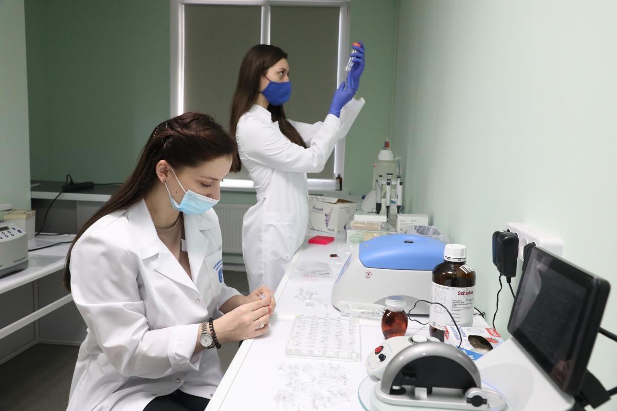 Еще одна лаборатория для исследований наСOVID-19 открылась в Нижегородской области