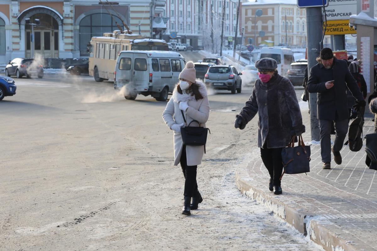 В30 районах Нижегородской области засутки невыявлено новых случаев заражения коронавирусом