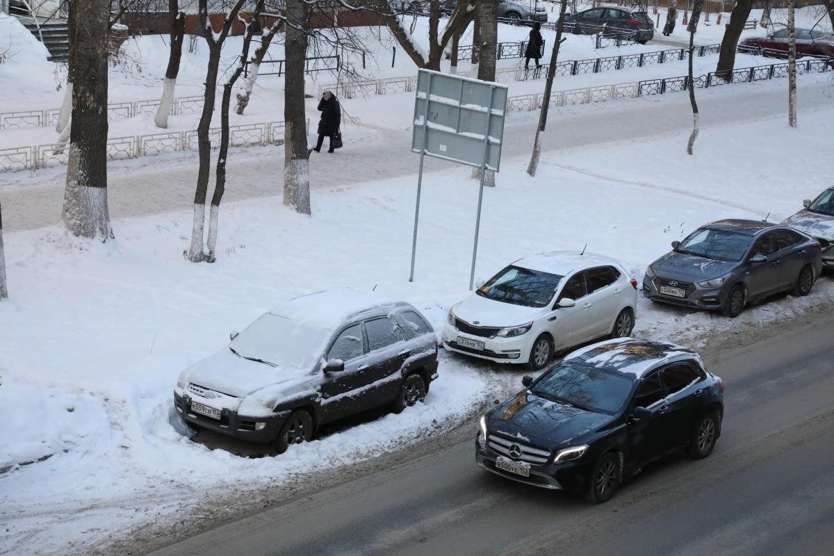 Стоять на своём: в центре Нижнего Новгорода сокращают места для парковок