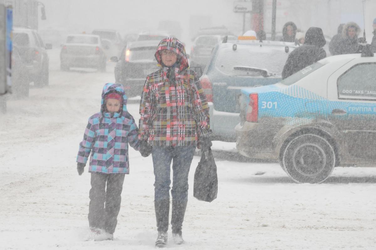 МЧС предупреждает об аномальных похолоданиях в Нижегородской области