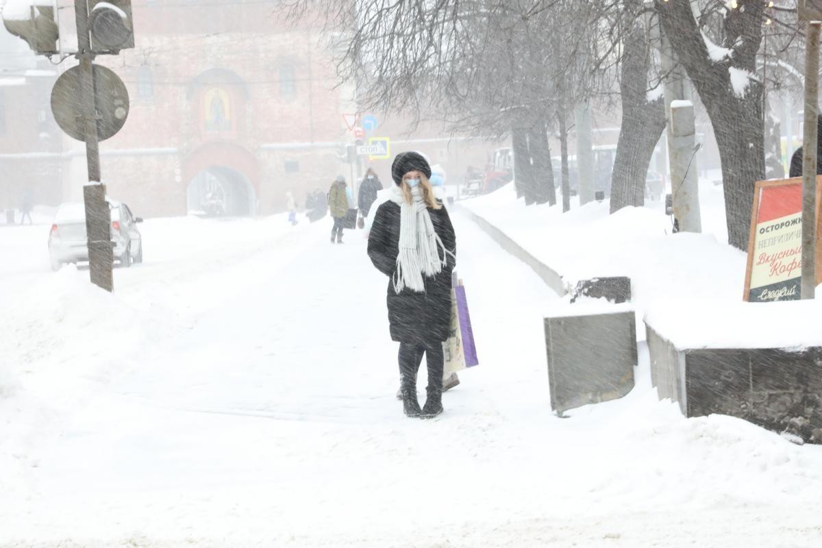Спасатели предупредили нижегородцев об аномальных морозах