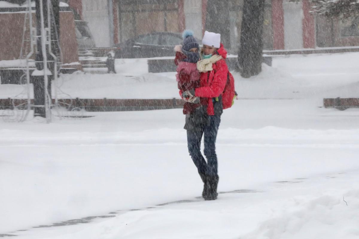 Спасатели предупредили нижегородцев о сильных морозах на Крещение
