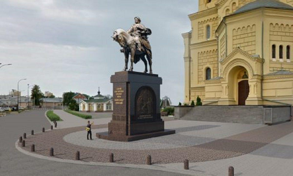Нижегородцы смогут внести свой вклад в создание монумента Александра Невского