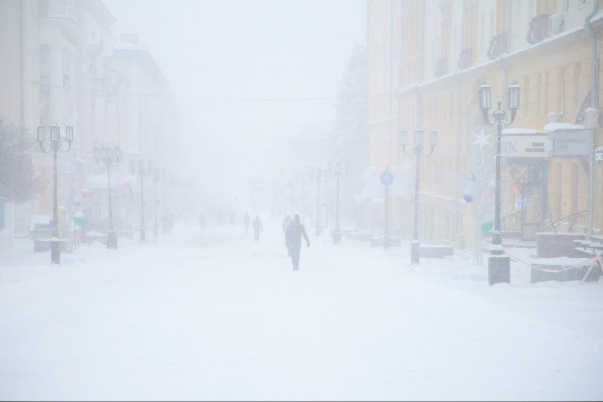 Мокрый снег и гололед сохранятся в Нижегородской области до 27 февраля