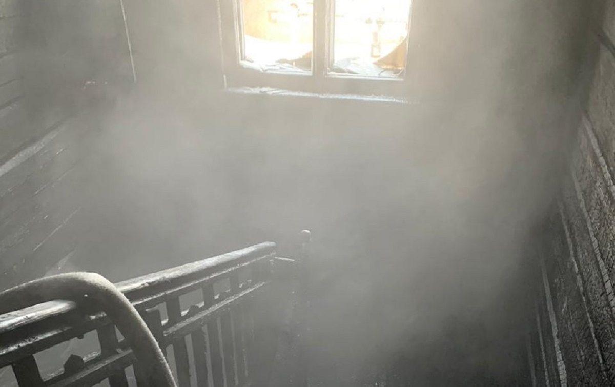 Стали известны подробности пожара с гибелью женщины в Нижнем Новгороде