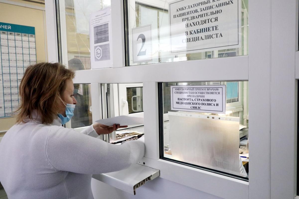 494 нижегородца, перенесших коронавирус, выписаны заминувшие сутки